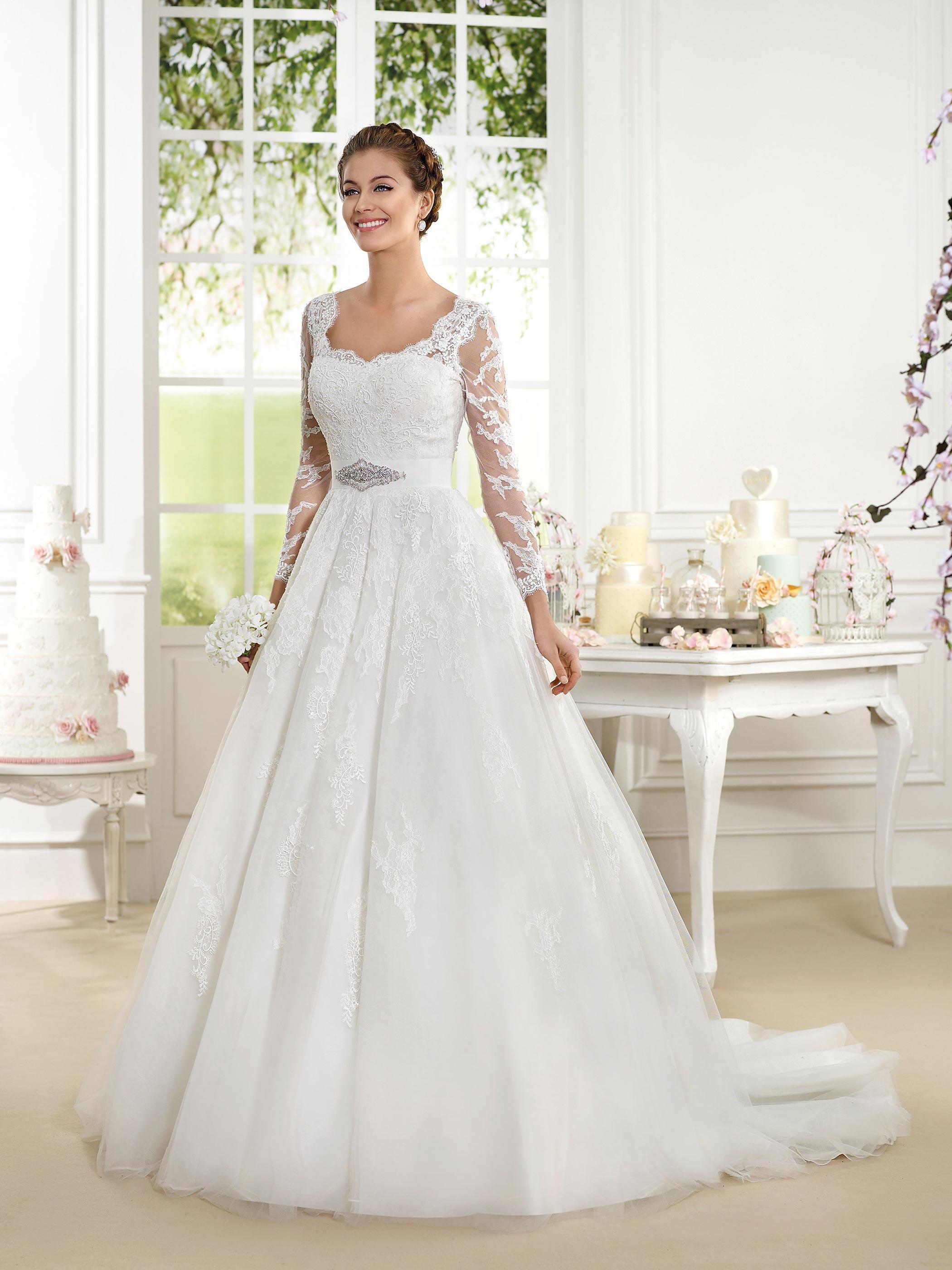 942534c99553 Abiti Da Sposa Xl » Roxana abito sposa principessa online tulle ...