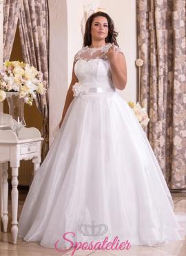 Mirellah-vendita abiti da sposa curvy online economici