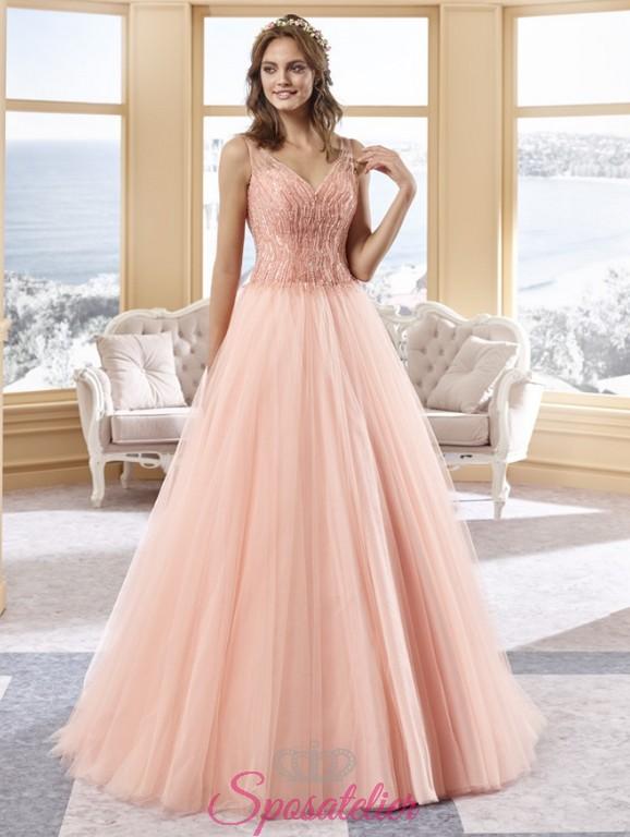 Vendita online abiti da sposa colorati  Blog su abiti da sposa Italia