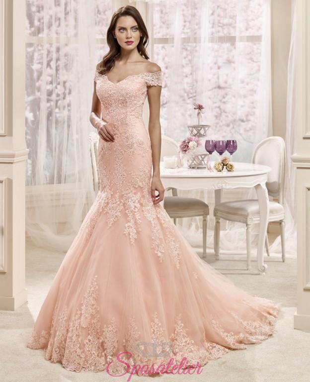 palermo- vendita abiti da sposa online colorati economici ...