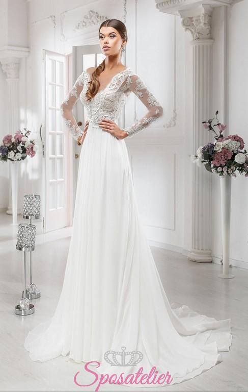 4983ea01ac16 Abiti da sposa sartoriali – Abiti alla moda