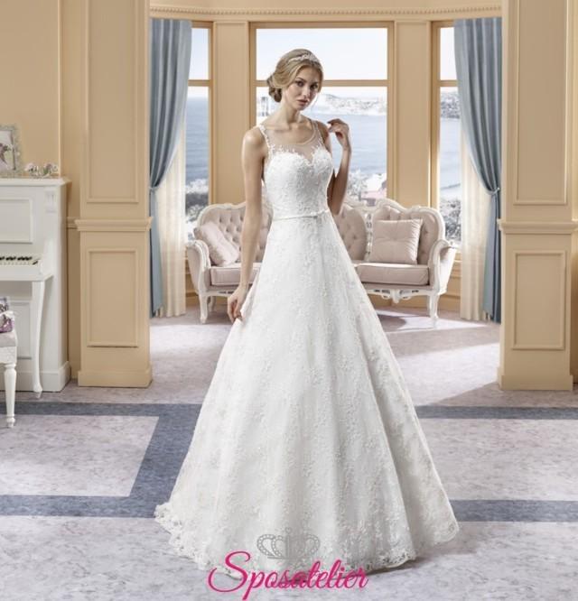 Vendita Abiti Da Sposa Brescia ~ Abiti da sposa in vendita economici su 7f6b05c81ea
