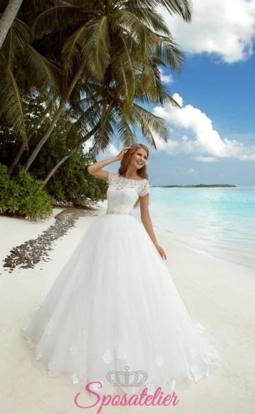 acri-vendita online Abiti da Sposa economici