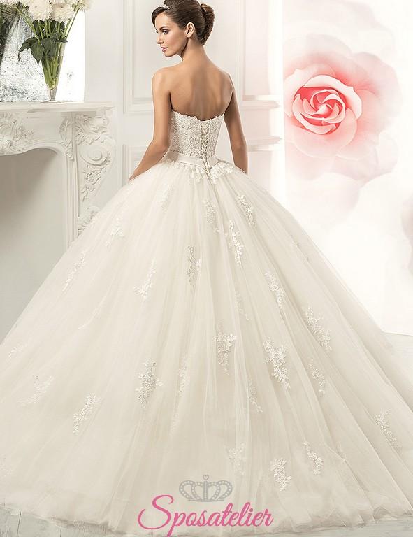 Foto abiti da sposa ampi  Blog su abiti da sposa Italia