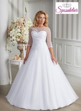 Vestito da Sposa online Economico per valorizzare le tue forme