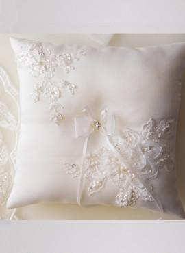 Cuscino porta fedi elegante in pizzo economico online lowcost