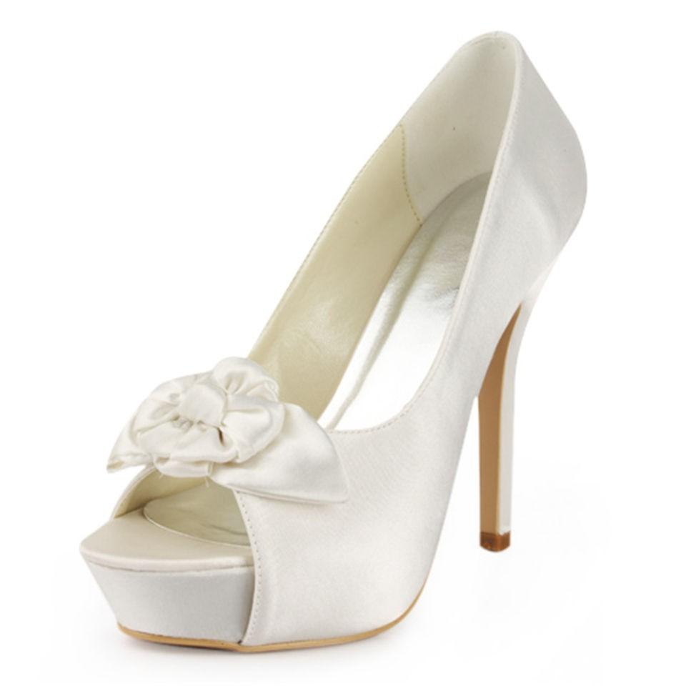 Scarpe Da Sposa Tacco 12