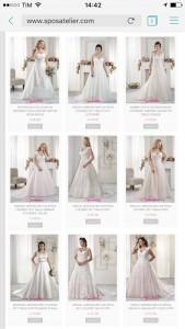 abiti da sposa 2018 modelli