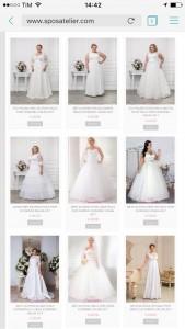 novità abiti da sposa
