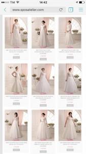abiti da sposa prezzi