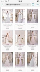 prezzi bassissimi abiti da sposa