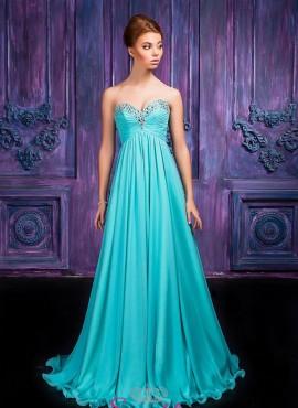 taritha- abito damigella d'onore lungo color tiffany 2017 vendita su internet