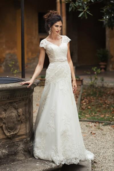 edith- abito sposa a-line online