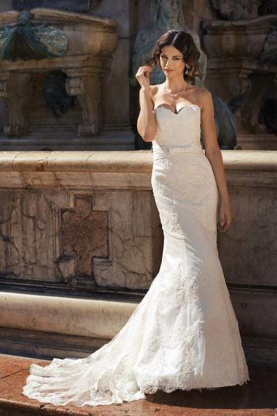 ellie- abito sposa sirena economico