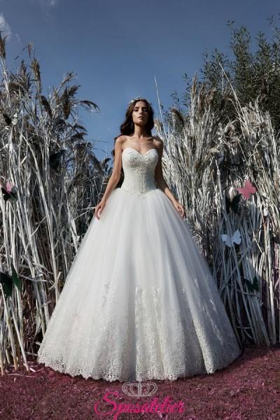 llor- abito sposa a-line online
