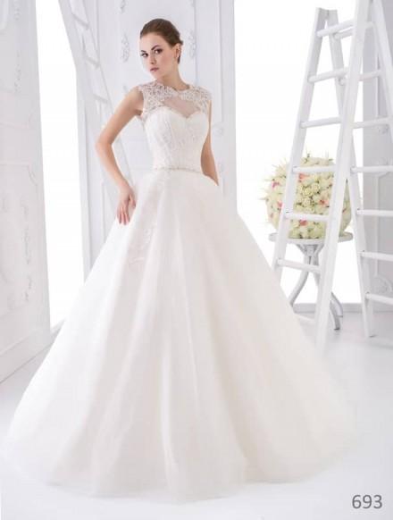 Vestito da sposa modello principessa negozio online