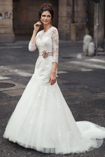 regina- abito da sposa a sirena online
