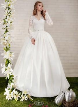 Alvina abiti da sposa atelier online