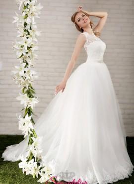 Dalia abito da sposa online su misura