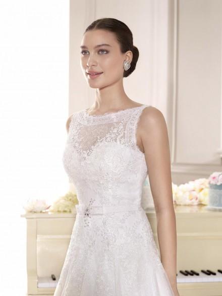 Delia- abiti sposa online italiani modello a-line