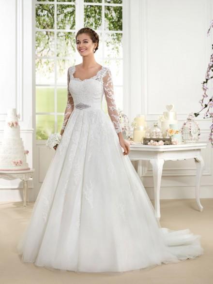 roxana- abito sposa principessa online tulle pizzo