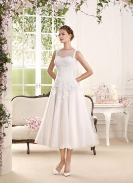 ADELINA-abito sposa corto online
