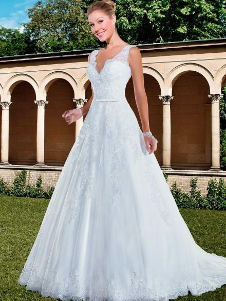 Allegra- abiti sposa online italia