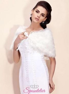 pelliccia sposa vendita online