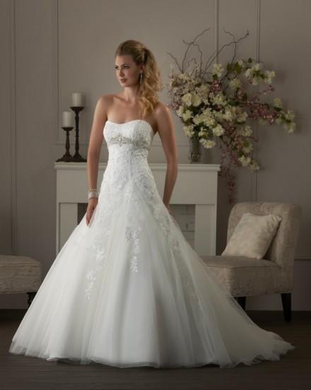 Pina- abito sposa palloncino online