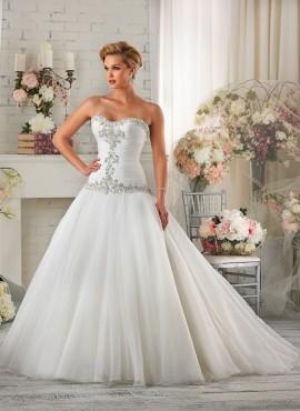 Simonetta- abito da sposa online stile a-line