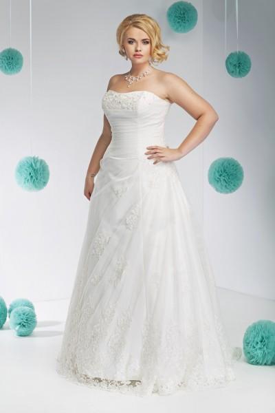 gabriela- abito da sposa  palloncino 2016 a-line