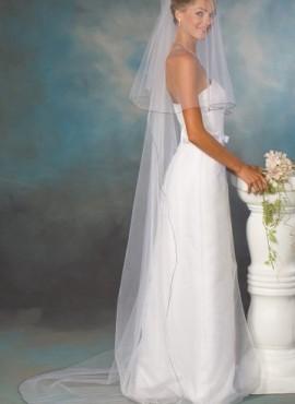 velo sposa online economico tulle