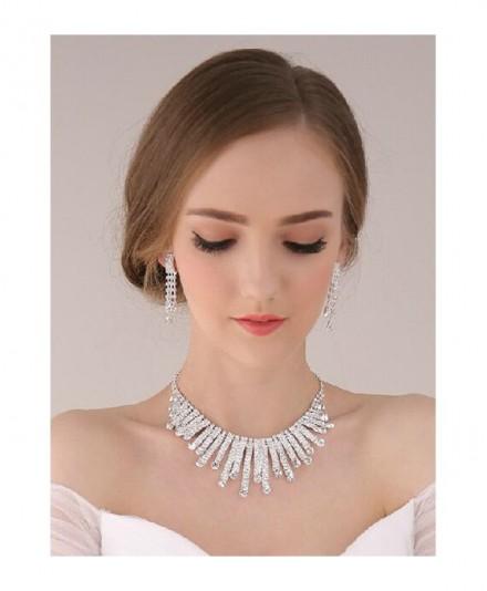 Collana sposa online argento