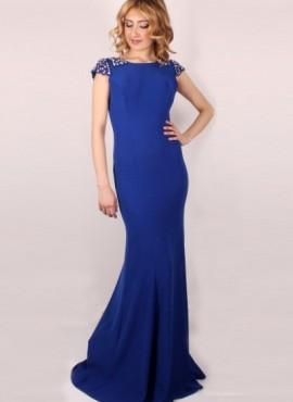 melania- abito da cerimonia online 2016 vestibilità sirena
