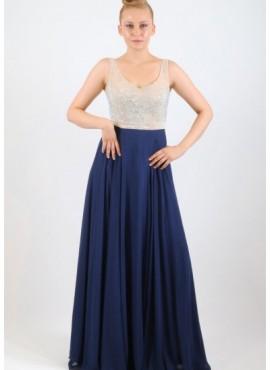 veronica- abito da cerimonia online modello a-line 2016