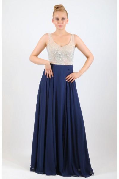 newest collection 477b2 147fb veronica- abito da cerimonia online modello a-line 2016