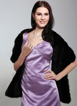 pelliccia abito da cerimonia invernale online