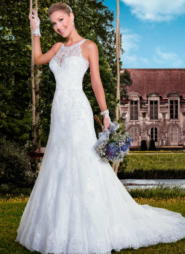 Alba- vestiti sposa online italiani