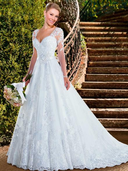 Cristal- vestiti sposa online italiani