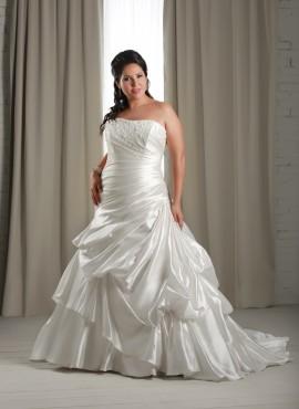 Wilma abito da sposa taglie forti