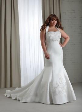 Margarita abito sposa taglie forti