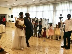 sposi di colore