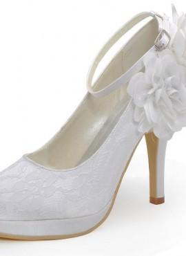 Scarpe da Sposa in Pizzo online economiche