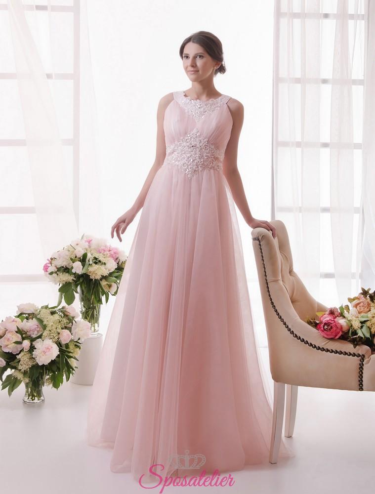 700ed81e0618 Vestiti Da Sposa Premaman Colorati ~ Pamissa abiti da sposa economici  online colorati