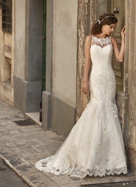 Lola- abito sposa online italiani economici