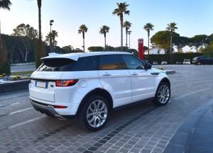 range rover evoque prezzi noleggio
