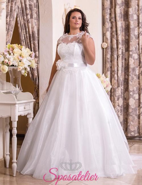 Mirellah-vendita abiti da sposa curvy online economiciSposatelier c9343e98a53