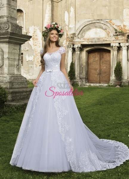 Fiona- abiti da sposa online economici Italiani vendita