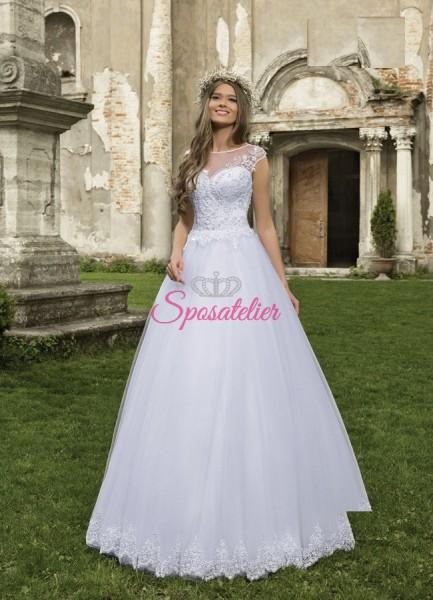 Diona- abiti da sposa online economici Italiani vendita