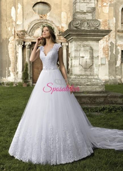 Selena- abiti da sposa online economici Italia vendita